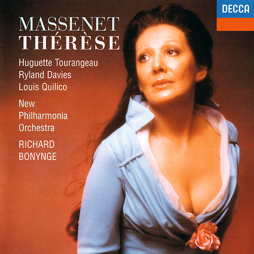 Massenet: Thérèse by Richard Bonynge