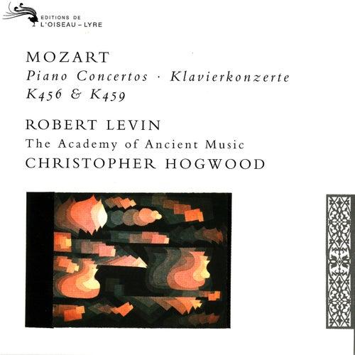 Mozart: Piano Concertos Nos. 18 & 19 by Christopher Hogwood