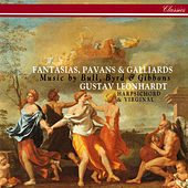 Fantasias, Pavans & Galliards by Gustav Leonhardt
