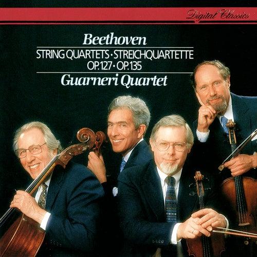 Beethoven: String Quartets Nos. 12 & 16 by Guarneri Quartet