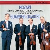 Mozart: String Quartets Nos. 14 & 15 by Guarneri Quartet