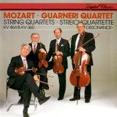 Mozart: String Quartets Nos. 18 & 19 by Guarneri Quartet
