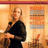 Mozart: Violin Concertos Nos. 3 & 5 by Concertgebouw Chamberorchestra