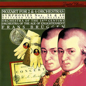 Mozart: Symphonies Nos. 34 & 40; Notturno for 4 Orchestras by Various Artists