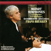 Mozart: Symphonies Nos. 31 & 35 by Orchestra Of The 18th Century
