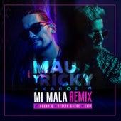 Mi Mala (Remix) de Mau y Ricky & Karol G