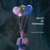 Balão de poemagia de Giulia Drummond