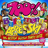 100% Ballermann Après Ski, Vol. 1 (Die besten Hütten Party Hits) von Various Artists