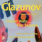 Glazunov piano transcriptions: Concert Waltz and The Seasons de Per Tengstrand