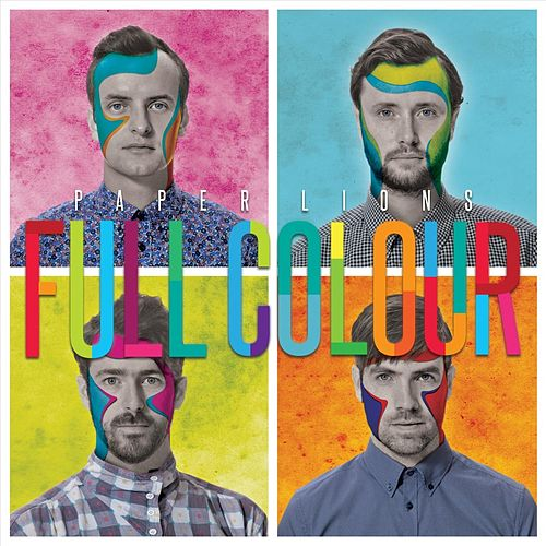 Full Colour (Deluxe Version) by Paper Lions