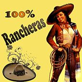 100% Rancheras by Various Artists