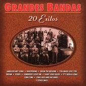 Grandes Bandas: 20 Éxitos by Various Artists