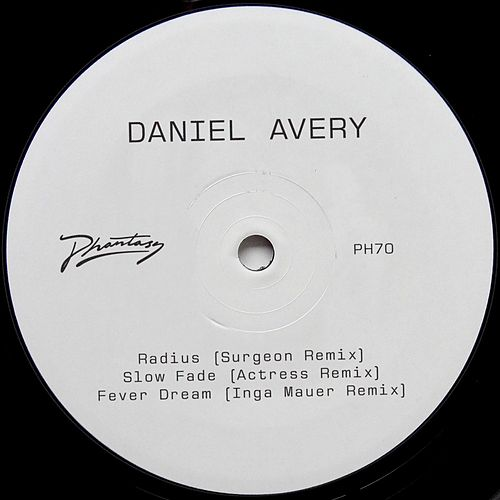 Slow Fade Remix EP by Daniel Avery