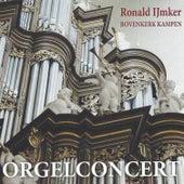 Orgelconcert by Ronald Ijmker