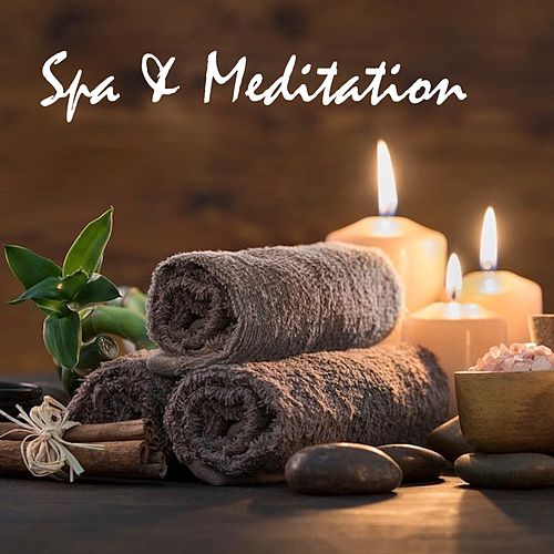 12 Ambient Spa and White Noise Meditation Tracks: Natural Rain for Relaxation by S.P.A