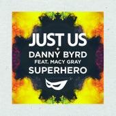 Superhero de Danny Byrd