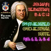 J.S. Bach Orchestral Suites 1, 2, 3, & 4 Synthesized by Matt Falcone