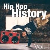 Hip Hop History, vol. 1 de Various Artists