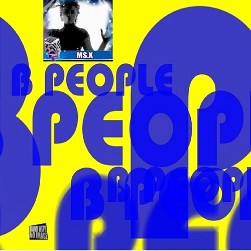 B People by Band With No Image