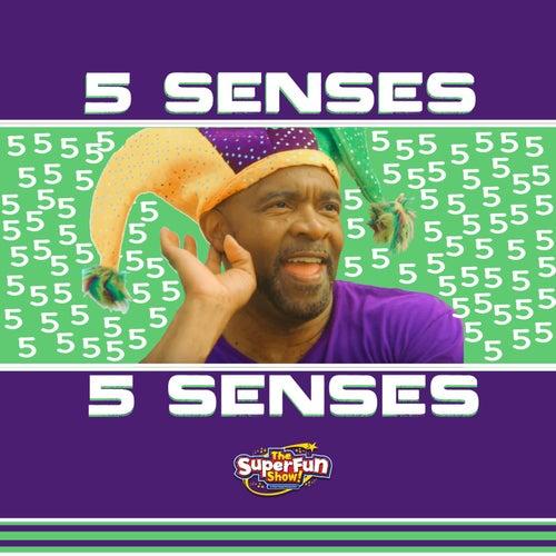 5 Senses by Shawn Brown (Children)