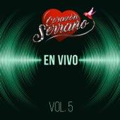 En Vivo - Vol. 5 (En Vivo) by Corazón Serrano