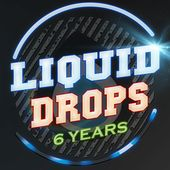 6 Years Liquid Drops - EP by Various Artists