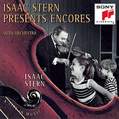 Encores With Orchestra de Isaac Stern