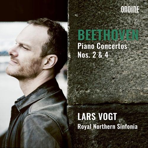 Beethoven: Piano Concertos Nos. 2 & 4 by Lars Vogt