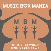 MBM Performs One Direction de Music Box Mania