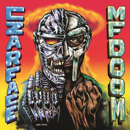 Czarface Meets Metal Face by CZARFACE