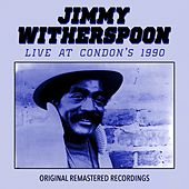Live at Condon's in New York, 1990 by Jimmy Witherspoon