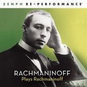 Rachmaninoff Plays Rachmaninoff - Zenph Re-performance by Zenph Studios