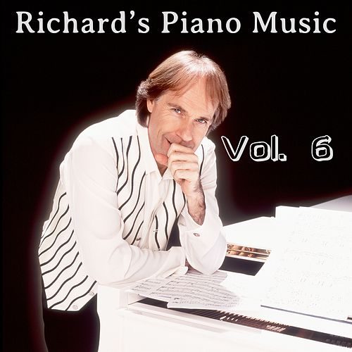 Richard's Piano Music, Vol. 6 de Richard Clayderman