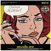 Welcome 2018 - EP by Various Artists