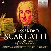 Alessandro Scarlatti Collection, Vol. 4 by Various Artists