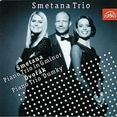 Smetana: Piano Trio in G minor, Dvorak: Piano Trio