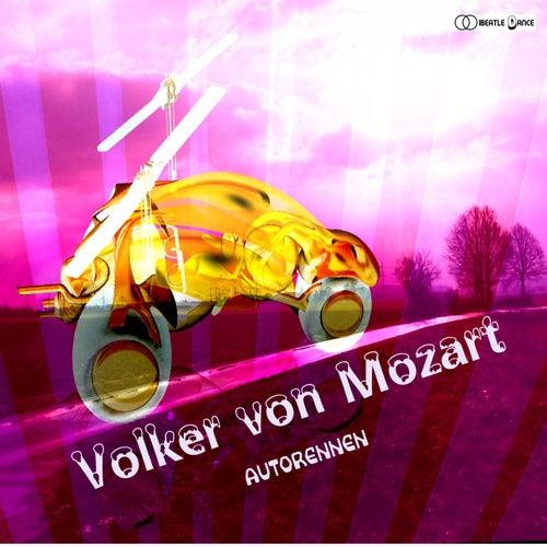 Autorennen von Volker von Mozart