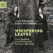 Whispering Leaves de Lucie Štĕpánová