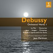 Debussy: Orchestral Works I by Jean Martinon