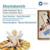 Shostakovich: Cello Concerto No.1 by Various Artists