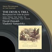 The Devil's Trill - Showpieces for violin and piano by Vladimir Yampolsky