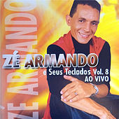 Vol. 8 (Ao Vivo) de Zé Armando e Seus Teclados