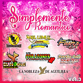 Simplemente Romantico, Vol. 3 by Various Artists