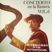 Concierto en la Llanura, Vol. 6 by Los Torrealberos