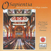 O Sapientia: Advent from King's College London by Various Artists
