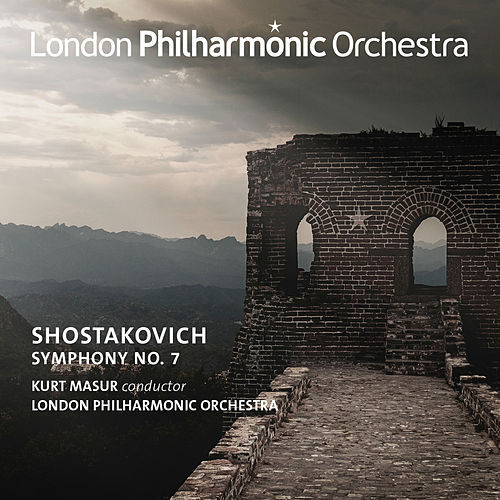 Shostakovich: Symphony No. 7 in C Major, Op. 60 'Leningrad' by London Philharmonic Orchestra