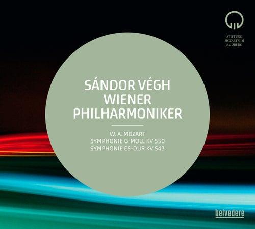 Mozart: Symphonies Nos. 39 & 40 (Live) by Wiener Philharmoniker