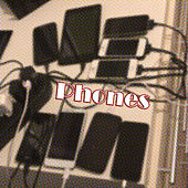 Phones de Various Artists