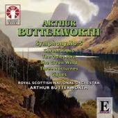 Arthur Butterworth: Symphony No. 5 by Royal Scottish National Orchestra