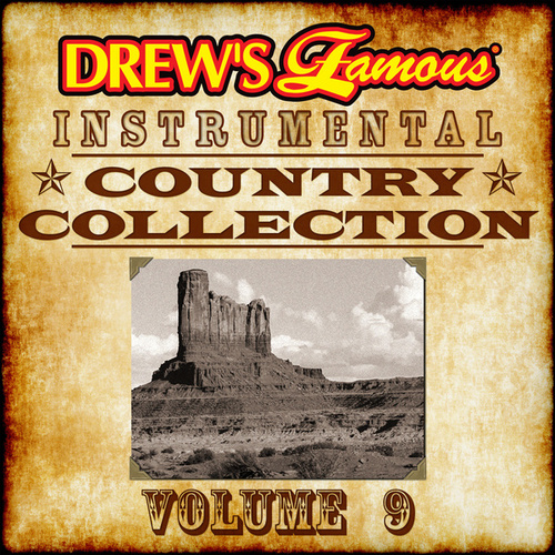 Drew's Famous Instrumental Country Collection, Vol. 9 by The Hit Crew(1)